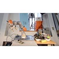 DON - робот, способный обращаться с абсолютно новыми для него объектами после их подробного изучения