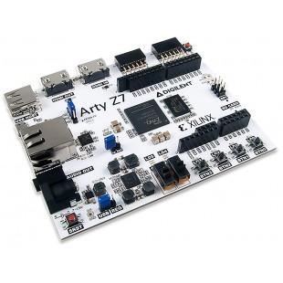 Отладочная плата Arty Z7: Zynq-7000 SoC Development Board от Digilent - для разработчиков и увлеченных электроникой, микроконтроллерами и техническим творчеством