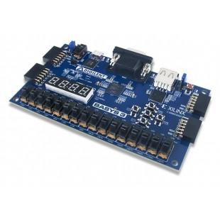 Отладочная плата ПЛИС Basys 3 Artix-7 FPGA Trainer Board от Digilent - рекомендуется для начинающих пользователей