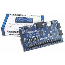 Отладочная плата Basys 3 Artix-7 FPGA Trainer Board