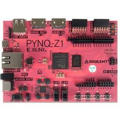 Отладочная плата PYNQ-Z1: Python Productivity for Zynq-7000 ARM/FPGA SoC