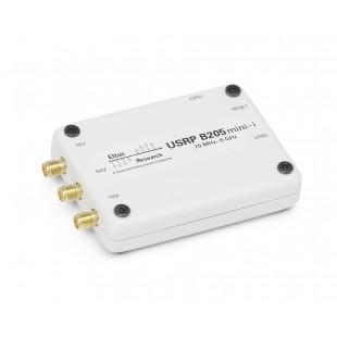 Плата ВЧ прототипирования USRP B205mini-i –  приемопередатчик (70 МГц - 6 ГГц) - Ettus Research