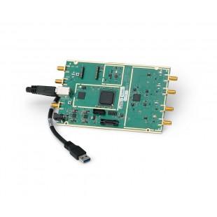 Комплект USRP B210 SDR – двухканальный приемопередатчик (70 МГц - 6 ГГц) - Ettus Research