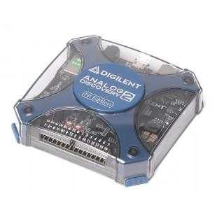 Analog Discovery 2 - NI Edition – самый компактный USB осциллограф