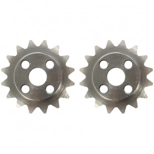 WSR 16 Tooth Aluminum Sprocket - 2 pack