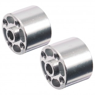 WSR 16mm Threaded Spacers - 2 pack