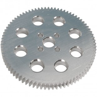 WSR 80 Tooth Aluminum Gear
