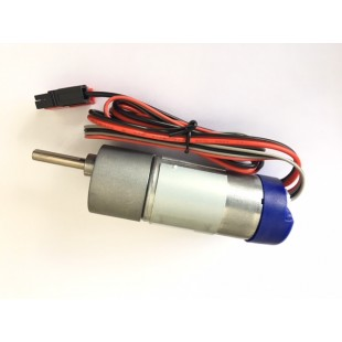 WSR DC Gear Motor 12 volt with Encoder