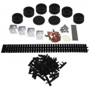 36468 Набор для создания гусеничного робота TETRIX MAX Tank Tread Kit