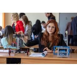 Учебный комплект по изучению мобильной робототехники WorldSkills и WRO