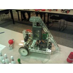 Комплект по мобильной робототехнике WSR Junior 14+  (WSR Юниор Mobile Robotics Set)