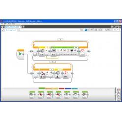 2000045 Программное обеспечение EV3 Software (лицензия на 1 ПК)