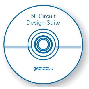 NI Circuit Design Suite – Student Edition – прикладное ПО инструмент для интерактивного SPICE-моделирования и анализа электрических цепей
