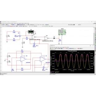 NI Circuit Design Suit для образовательных учреждений –  полный набор средств для проектирования, симуляции, валидации и компоновки схем
