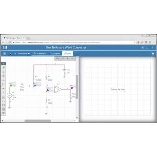 Circuit Design Suite Base Edition – прикладное ПО инструмент для интерактивного SPICE-моделирования и анализа электрических цепей