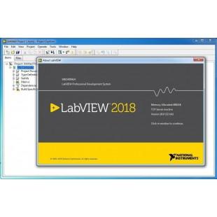 NI LabVIEW на 1 учебное место – кроссплатформенная графическая среда разработки приложений