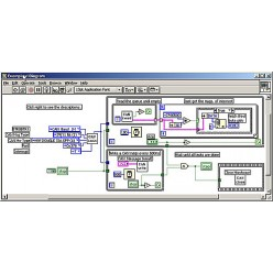Программное обеспечение NI LabVIEW for Education (для школ): лицензия на 10 мест
